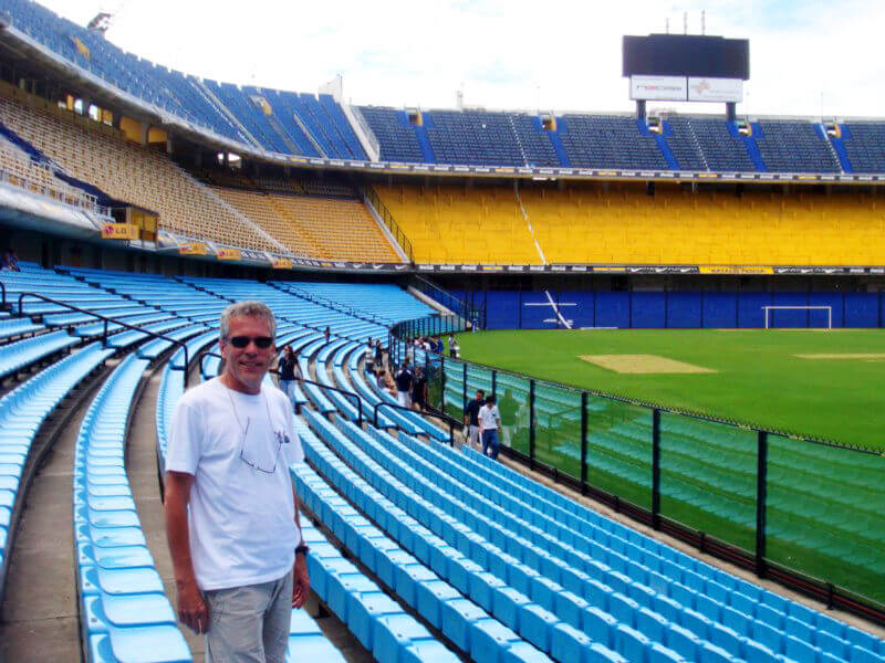 La Bombonera, estádio do Boca Junior