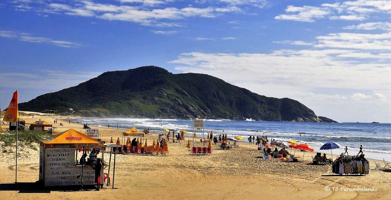 praia do litoral norte